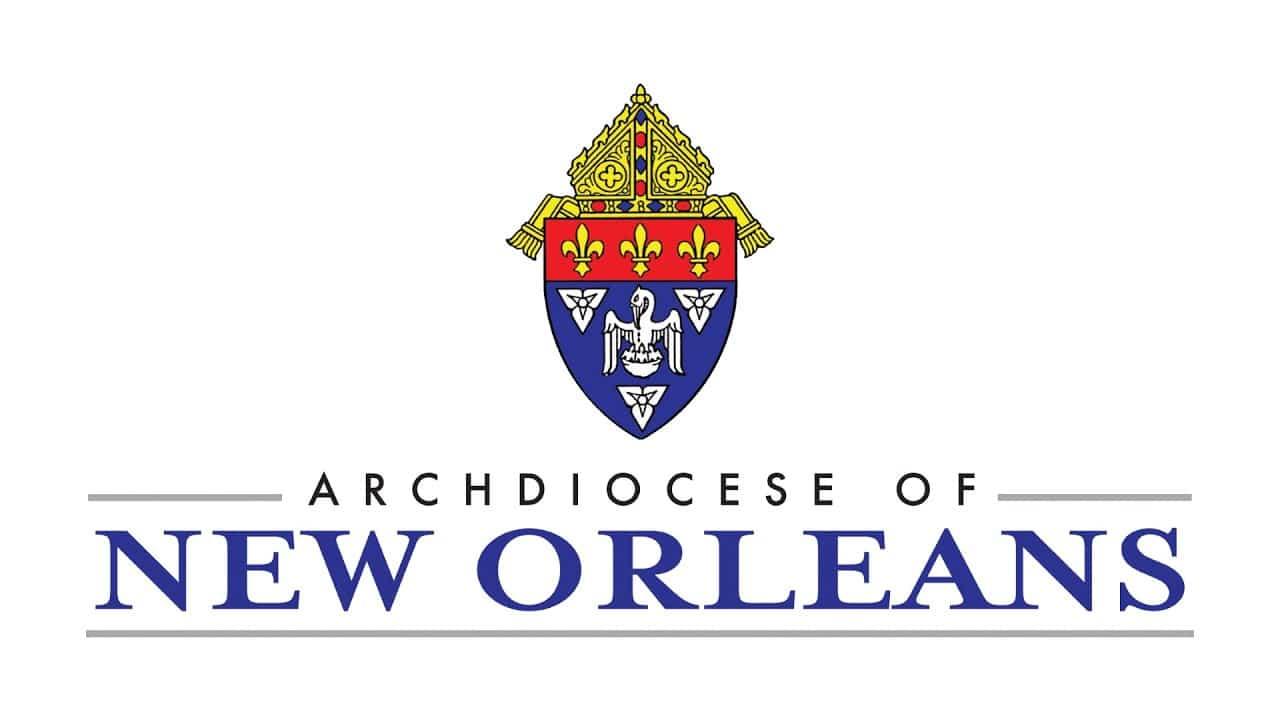 Archdiocese of NOLA Logo
