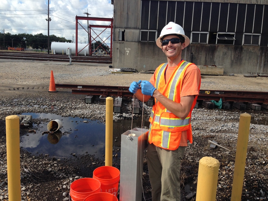 Chase Cromwell - DAF Waste Water Quarterly Monitoring