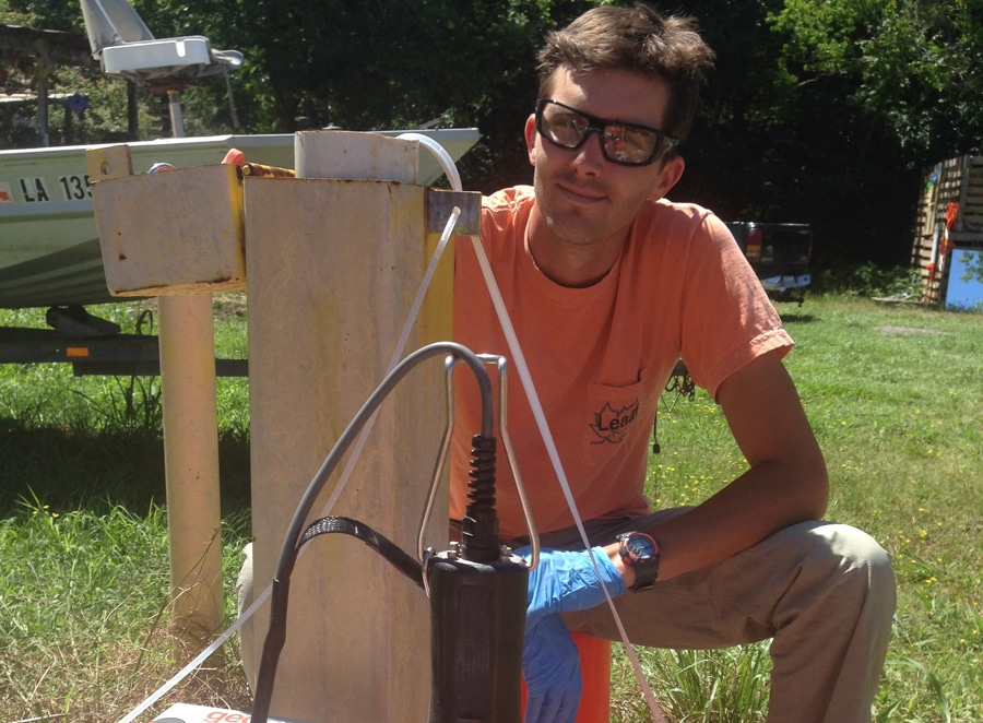 Chase Cromwell - Site Investigation and Groundwater Monitoring