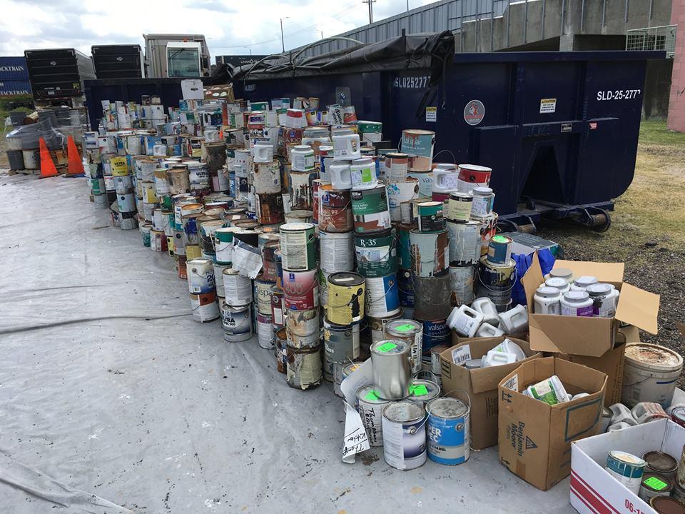 Hazardous Waste Day 2018