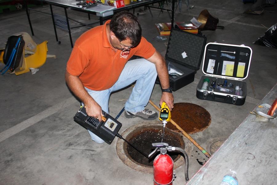 Jim Blazek - Indoor Air Monitoring
