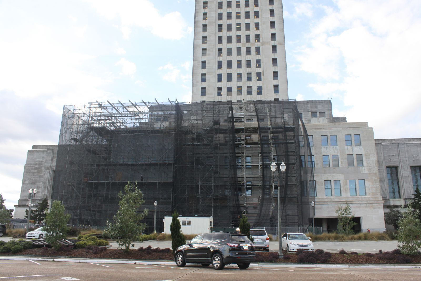 LA State Capital Building Improvements
