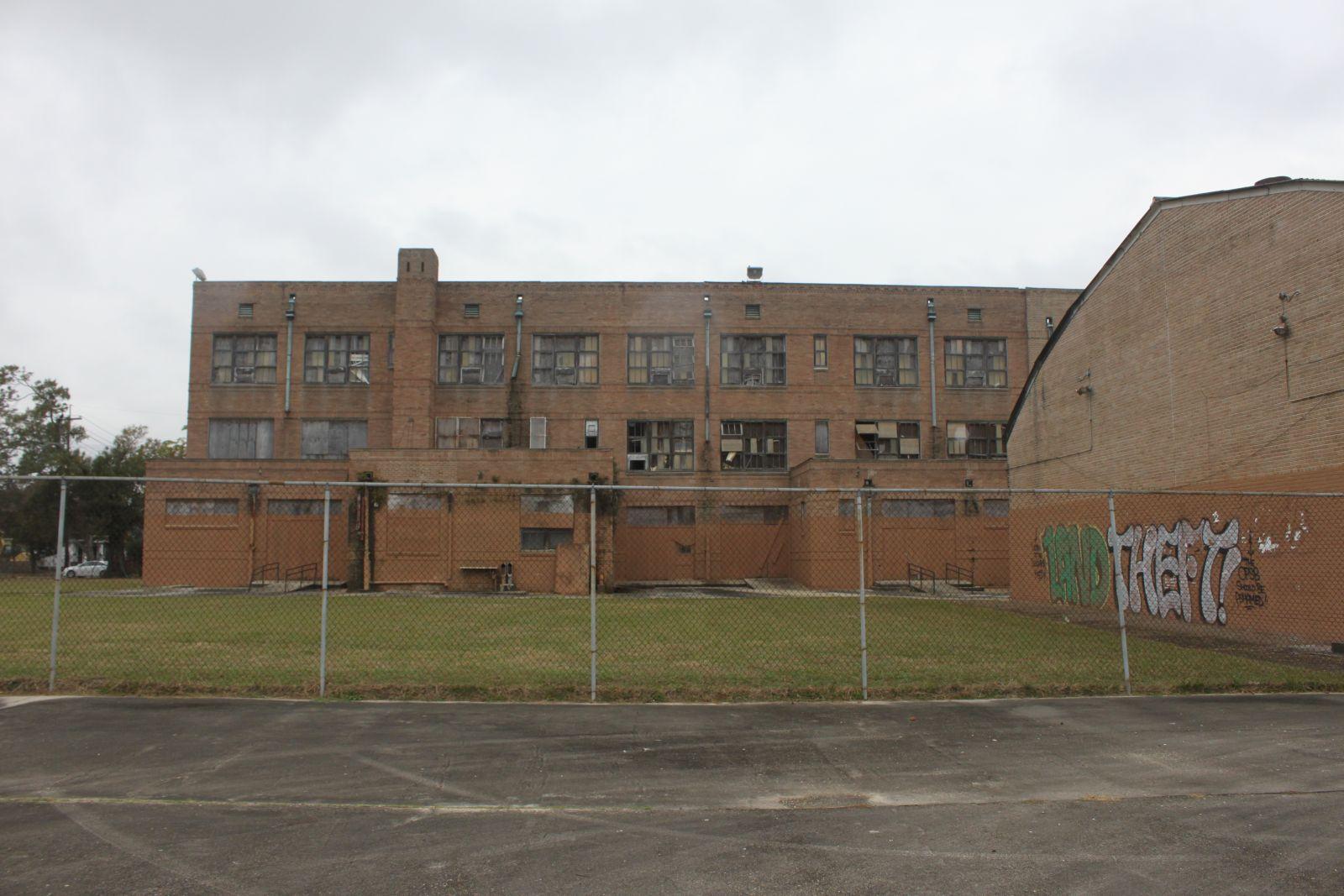 Preistley School Building