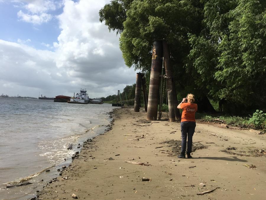 Rachel Fenasci - Phase I ESA Coast Site Walk