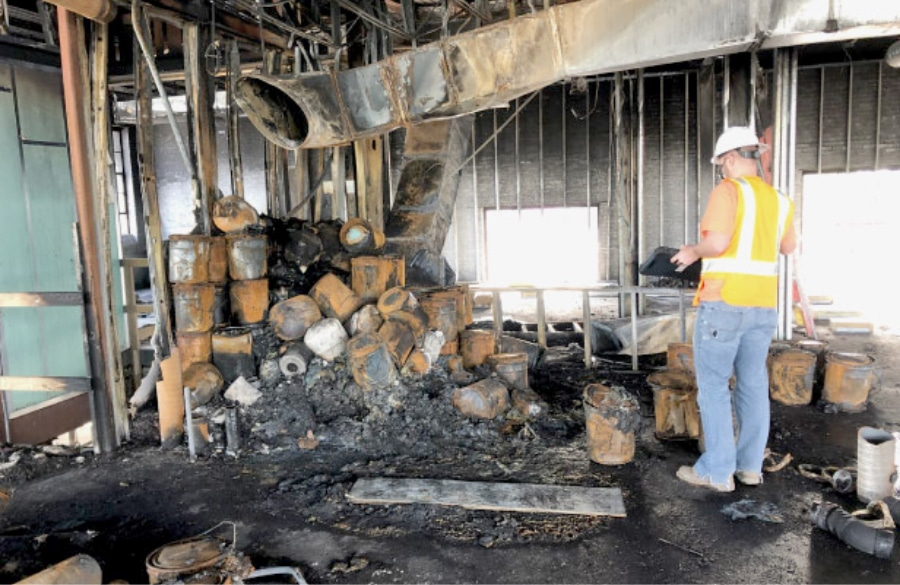Remediation Compliance Worker