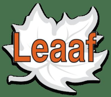 leaaf environmental logo