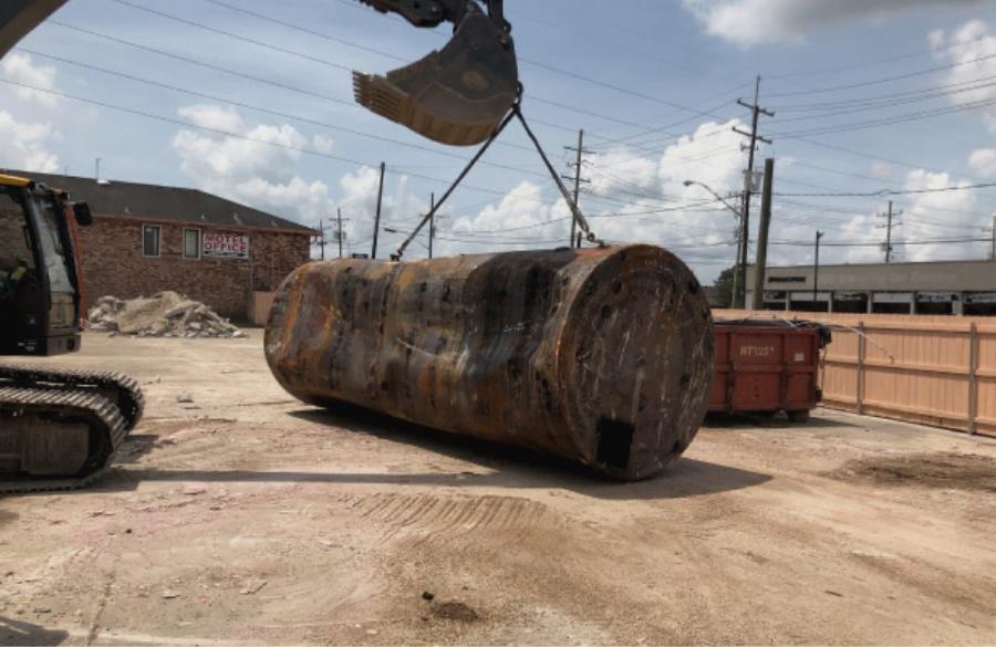 remediation disposal